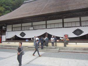 永源寺参拝