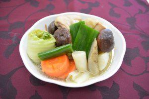 鶏肉と根菜のポトフ