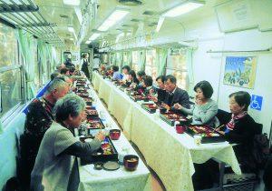 岐阜県のきのこ料理を堪能