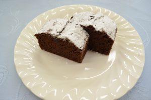 米粉のチョコケーキ