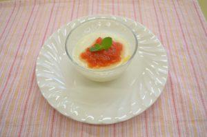 1.豆腐レアチーズ
