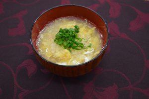 かぶのとろみスープ